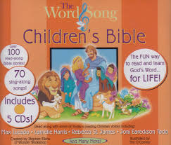 the word u0026 song children u0027s bible book not included stephen