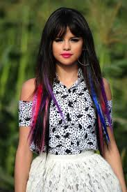 selena gomez 179 wallpapers selena gomez i would definitely put purple blue and pink hair