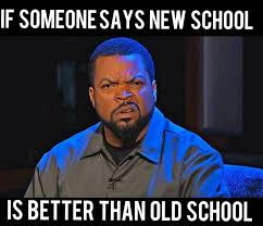 Old School Meme - 90 s n the hood no school like old school facebook