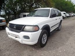 mitsubishi montero sport 2004 cheap used mitsubishis under 1 000