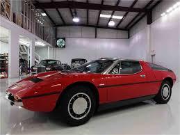 maserati bora concept 1974 maserati bora for sale classiccars com cc 874127