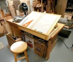 Large Drafting Table Drafting Table Hardware U2013 Atelier Theater Com