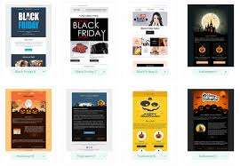black friday email template sendpulse review easy u0026 affordable email marketing for small