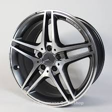 mercedes amg wheels 18 amg rims 18 inch styling iv from c63 amg for c class w204
