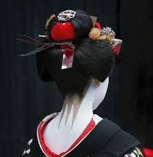 Japanische Hochsteckfrisurenen by Geisha Up Frisur Und Styling Tipps Retrochicks