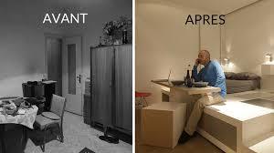 creer une cuisine dans un petit espace cuisine pour petit espace 4 avant apr232s cr233er des rangements