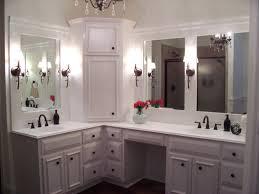 Bathroom Cabinets Built In Built In Bathroom Vanity Cabinets Bathroom Decoration