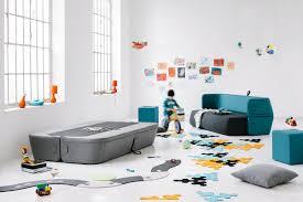 canapé convertible enfant canapé convertible revolve contemporain chambre d enfant