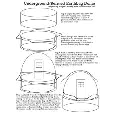 underground dome home plans