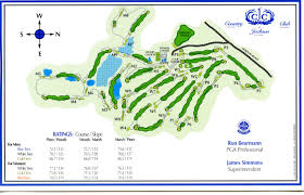 Jackson Ms Map Country Club Of Jackson Golf Dining Fitness Swimming
