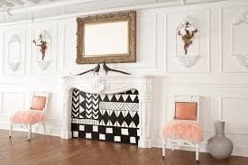 fireplace cover up 10 ways to decorate your non working fireplace real estate with
