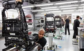 rolls royce factory inside rolls royce 800 hours and the job u0027s a good u0027un by car magazine