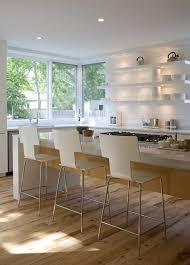 marble floating shelves kitchen modern with floating shelves