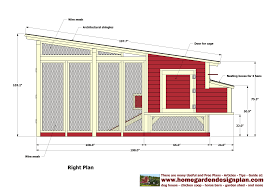 chicken house plans free pdf house design plans