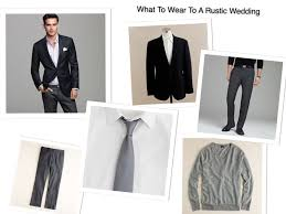 what to wear to a rustic wedding rustic wedding chic
