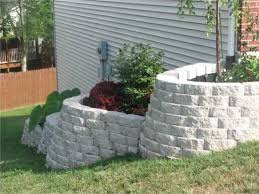 retaining wall blocks kasten masonry sales