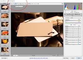 adjusting white balance of multiple photos in adobe camera raw