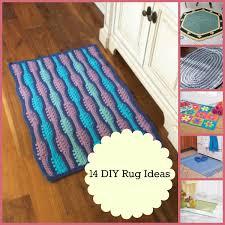 Diy Rug 14 Diy Rug Ideas For Barefoot Living Favecrafts
