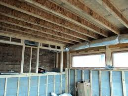 Basement Ceiling Insulation Sound by How To Finish A Basement