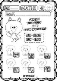 halloween maths funny worksheets for p k k and 1st grade set 1