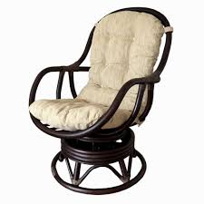 Swivel Rocking Chair With Ottoman Fantastic Swivel Rocking Chair With Ottoman Photo Home