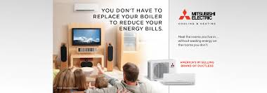 mitsubishi electric cooling and heating logo home air repair heating u0026 ac ductless ac san antonio
