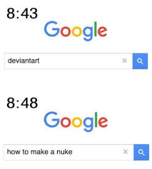 Search Memes - google 11 minutes later meme shows results of bad searches