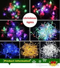 flashing christmas light bulbs led string light small lights flashing light star room decoration