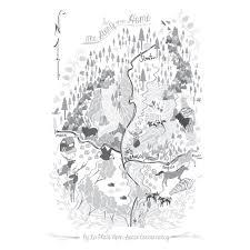 Story Maps Illustration Story Maps U2014 Sarah Virginia Uhl