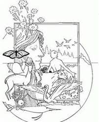 garden of eden coloring pages bing images pages to color