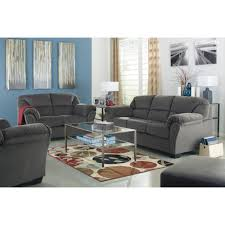 Living Room Sets By Ashley Furniture Ashley Furniture Kinlock Livingroom Set In Charcoal Local