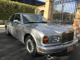 roll royce pakistan 1999 rolls royce silver seraph for sale 1835756 hemmings motor news