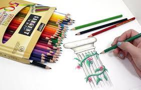 amazon com sargent art premium coloring pencils pack of 50