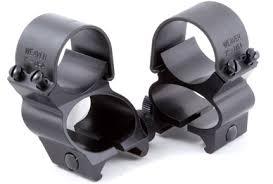 scope rings images Weaver see thru scope rings 1 quot ext black jpg