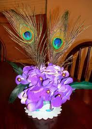 peacock themed wedding klaudia s peacock themed wedding