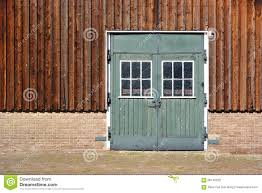 Dutch Barn Door by A Vintage Barn Door Stock Photo Image 66145235