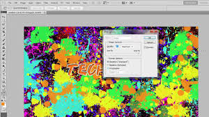 Paint Splatter Wallpaper by Photoshop 1 Paint Splatter Wallpaper Youtube