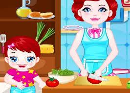 jeux de la cuisine de maman cuisine academy sur jeux fille gratuit