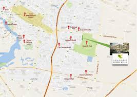 map u2013 mirdif hills