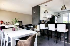 cuisine ouverte moderne sejour et cuisine ouverte exotique salle de choosewell co