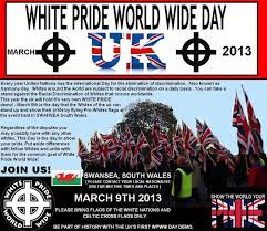 enlarged image demo counter protest against the nf swansea 9 march 2013 uk indymedia