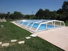 piscine en verre abris piscine bas abri piscine iris abri piscine et abri spa