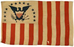 Design Of American Flag Rare Flags Antique American Flags Historic American Flags