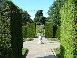 Botanical Gardens Niagara Falls Niagara Falls Ontario Canada Kanada Hedges And Armilla