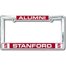 stanford alumni license plate frame stanford alumni license plate frame stanford