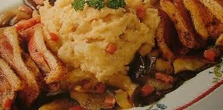 cuisiner un filet de canard filets de canard à la patate douce recette sur cuisine actuelle