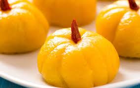 mini pumpkin rice cakes vegan gluten free one green planet