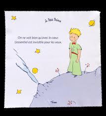 le petit prince vue le petit prince microfibre glasses cloth pylones