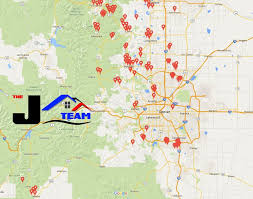 Aurora Colorado Map by Thejteamcolorado Com