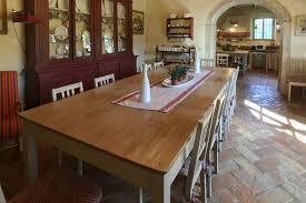 Villa Carolina  A Vacation Rental In Siena Tuscany Italy - Carolina dining room